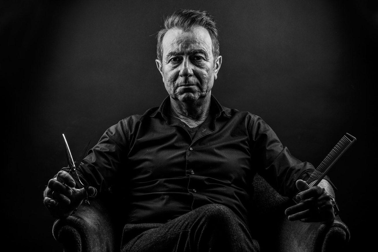 Claudio Bomba – Coiffeur – Portrait Troy Fotografie Olten