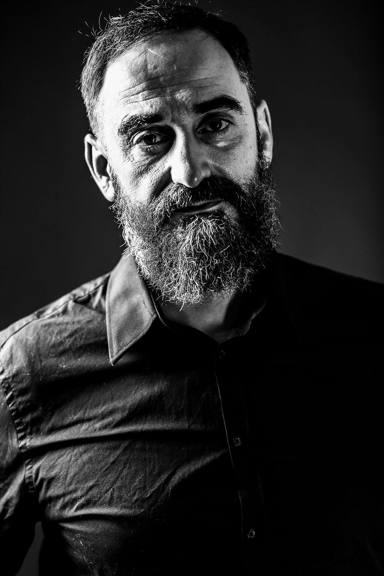Fabio Troja – DJ Lord – Portrait Troy Fotografie Olten