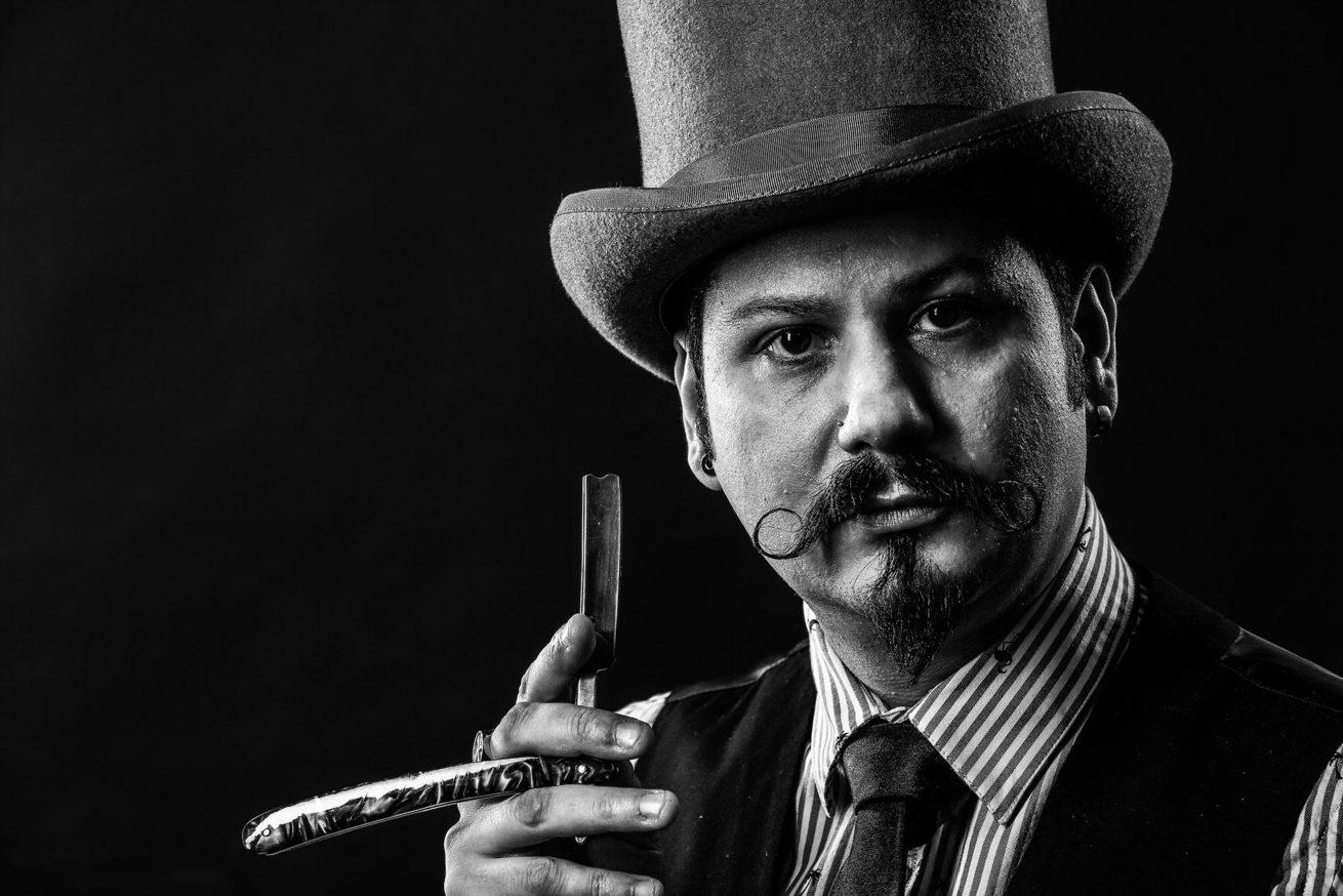 Gaetano – Barbier – Portrait Troy Fotografie Olten