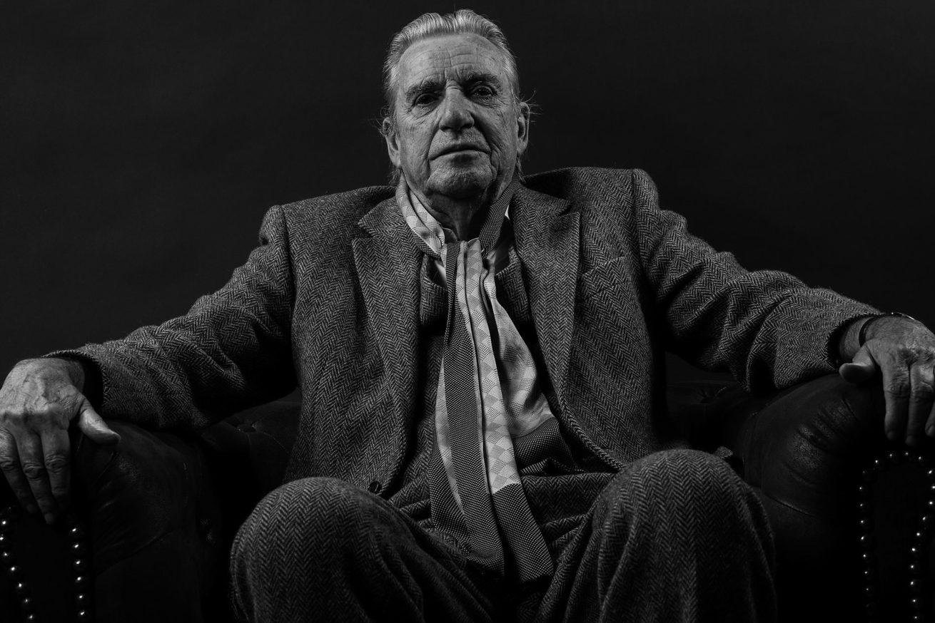 Jörg Binz – Maler – Portrait Troy Fotografie Olten