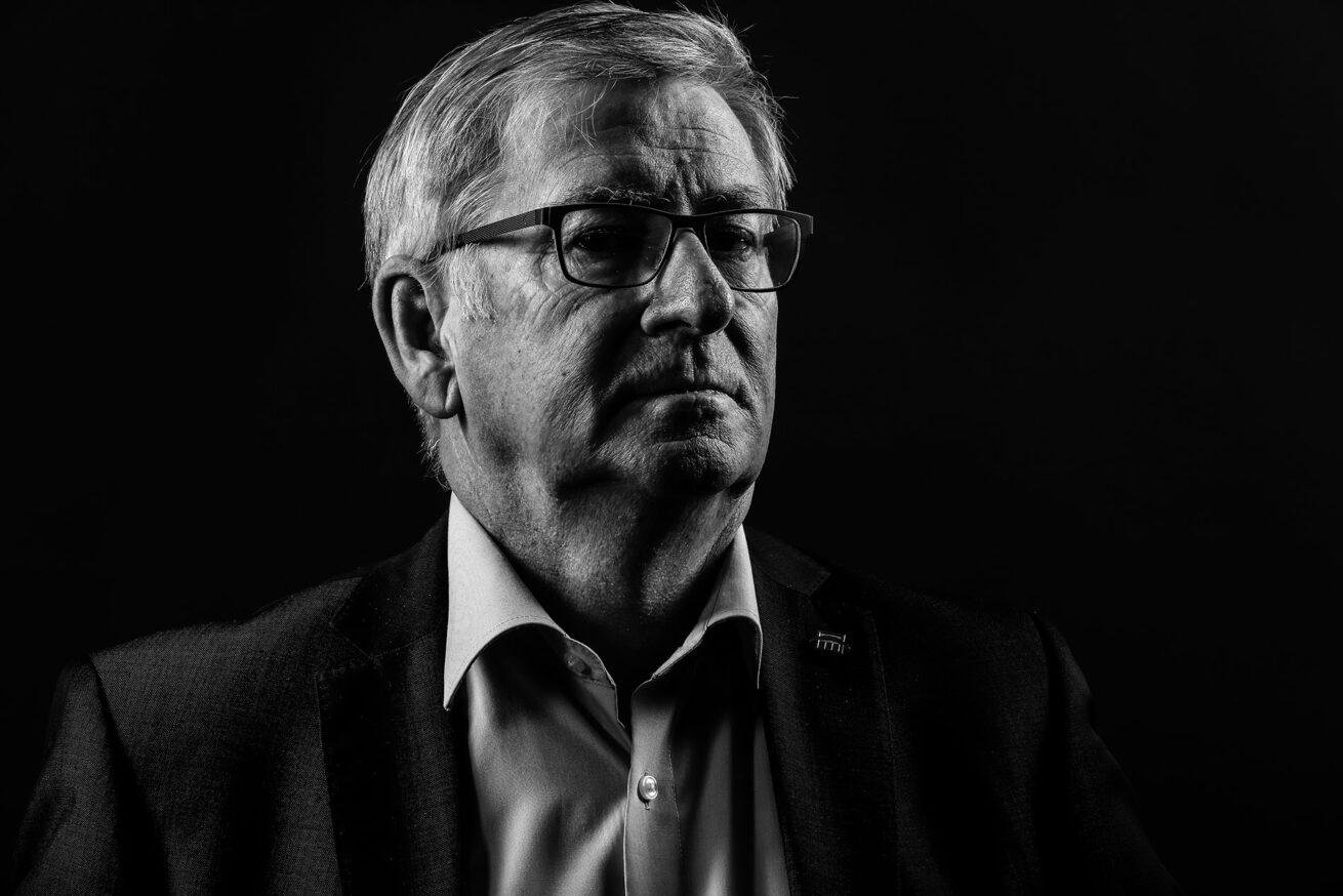 Herbert Schibler – Unternehmer – Portrait Troy Fotografie Olten