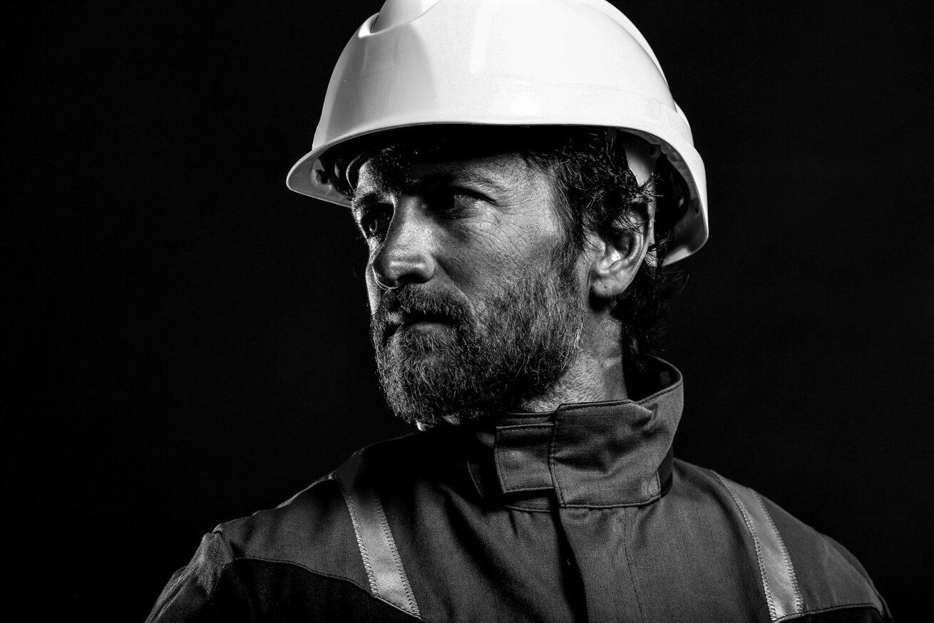 Christoph Schär – Elektriker – Portrait Troy Fotografie Olten