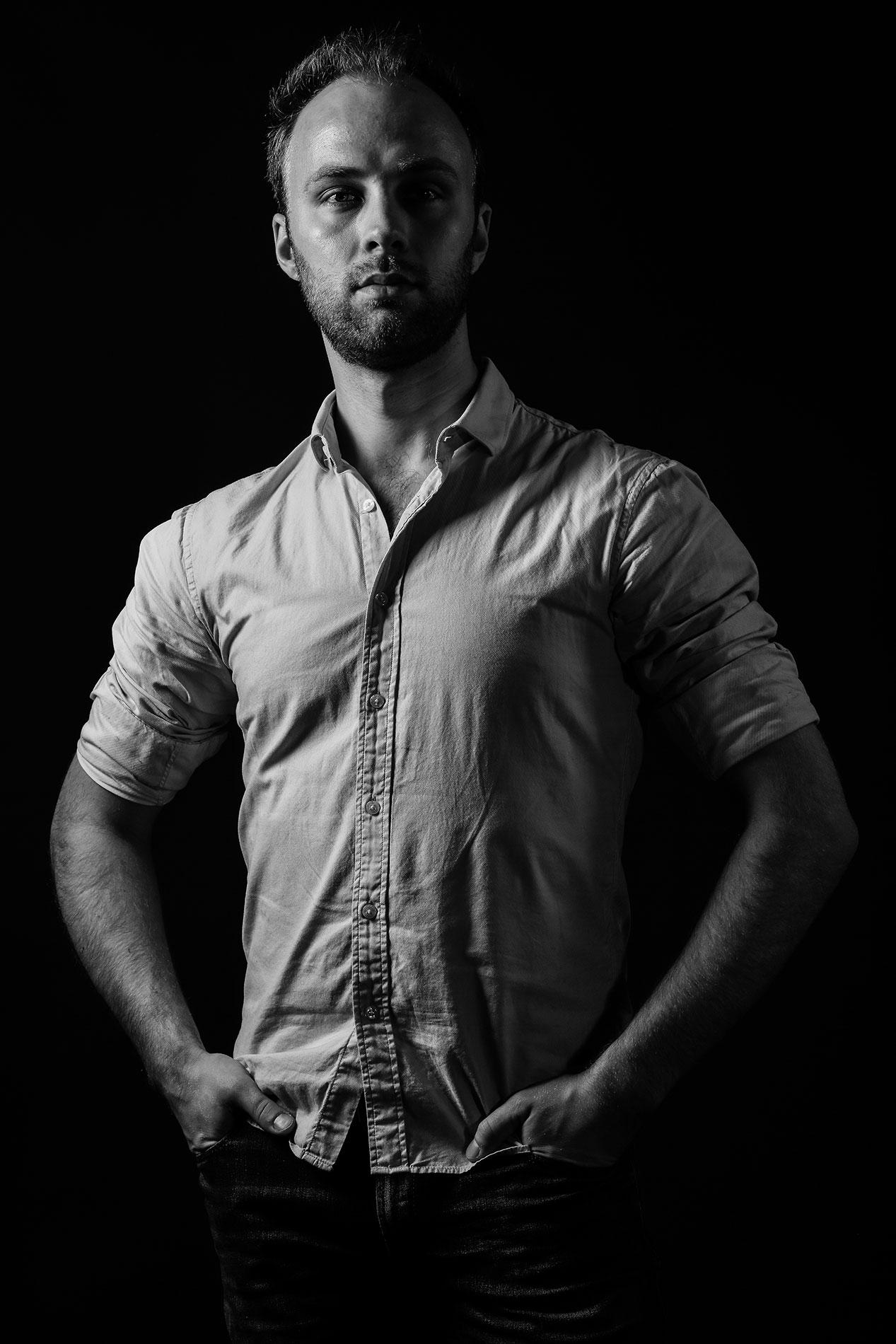 Luc Nünlist Capus – Bierbrauer – Portrait Troy Fotografie Olten