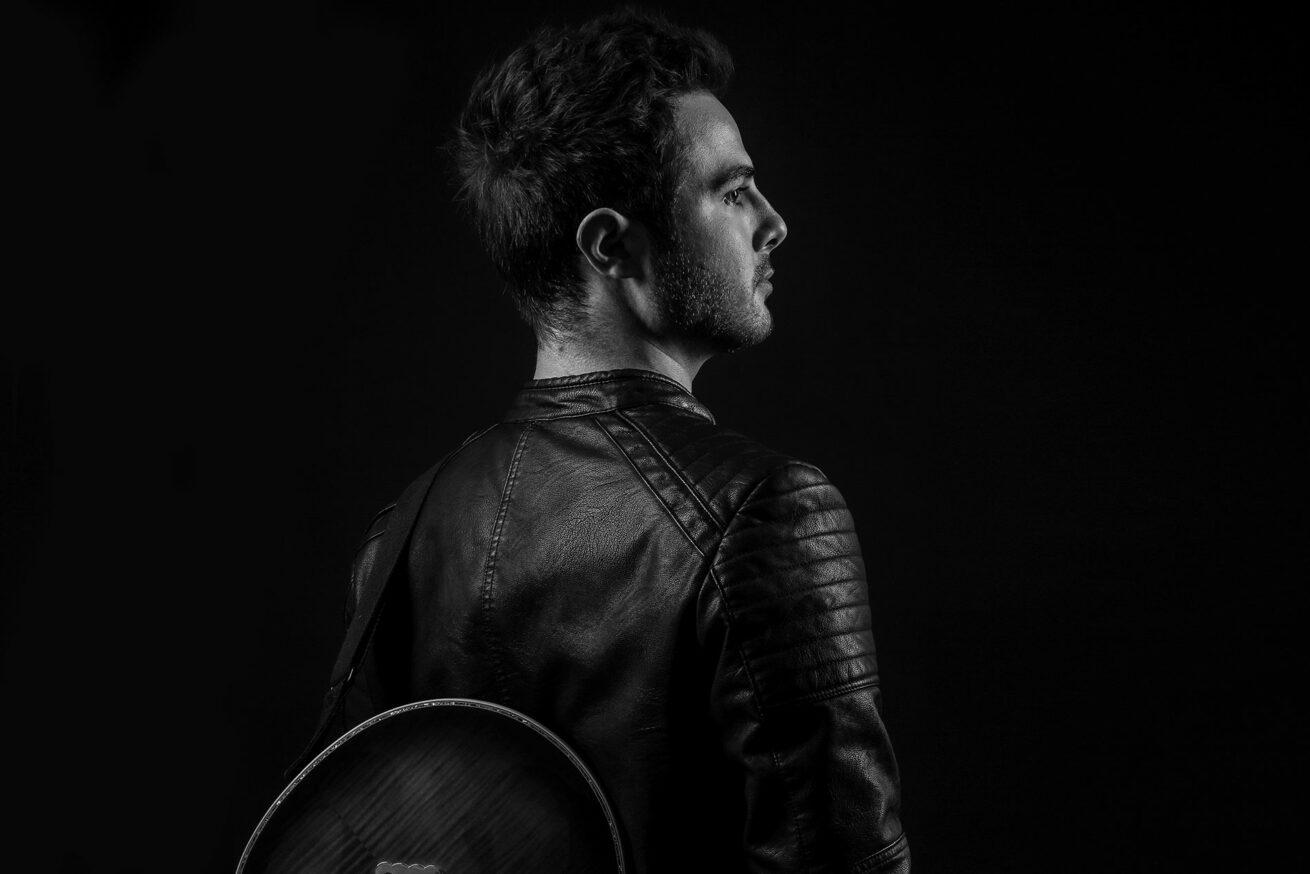 Neil – Musiker – Portrait Troy Fotografie Olten