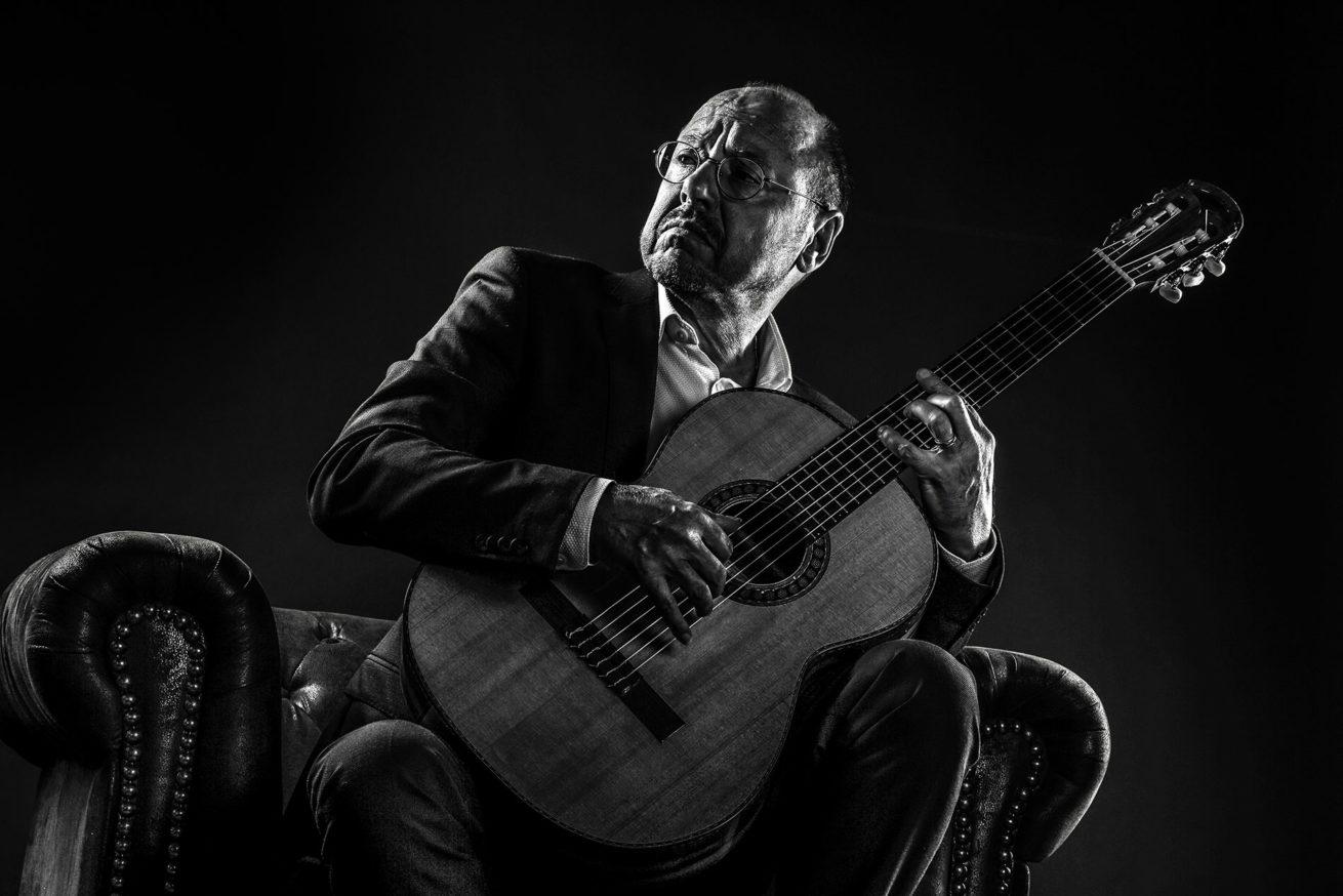 Michael Erni – Konzertgitarrist/ Komponist – Portrait Troy Fotografie Olten
