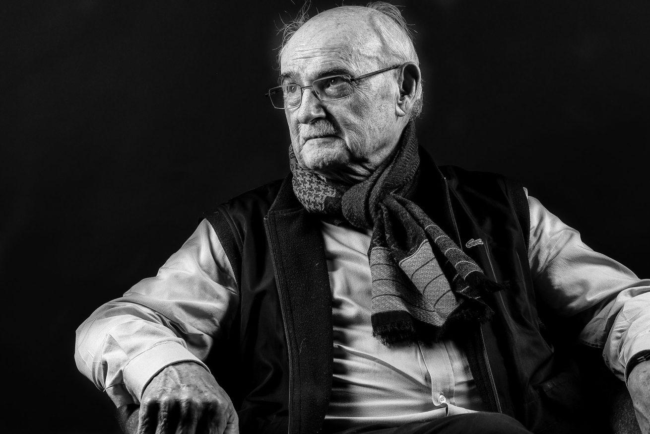 Prof. Dr. Peter André Bloch – Portrait Troy Fotografie Olten