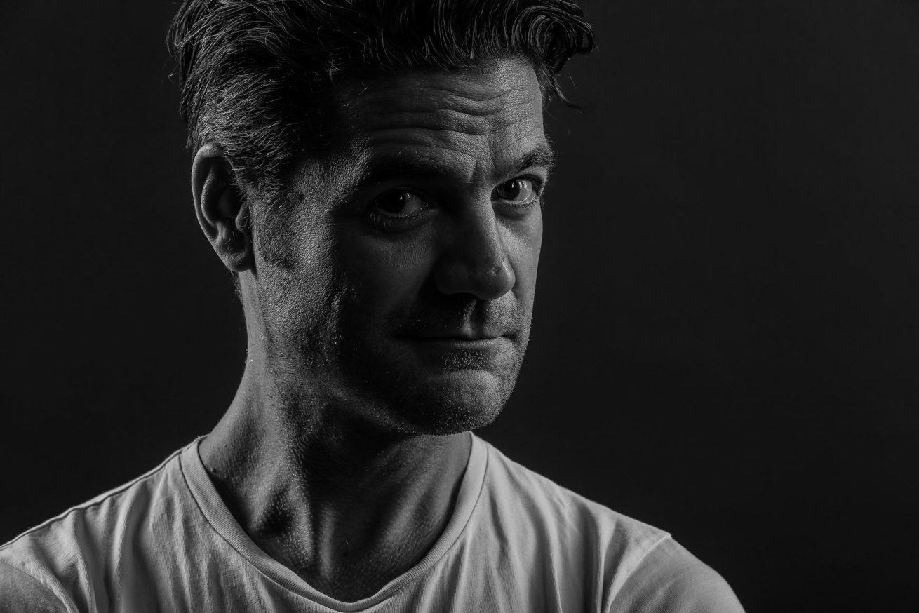 Rhaban Straumann – Schauspieler – Portrait Troy Fotografie Olten