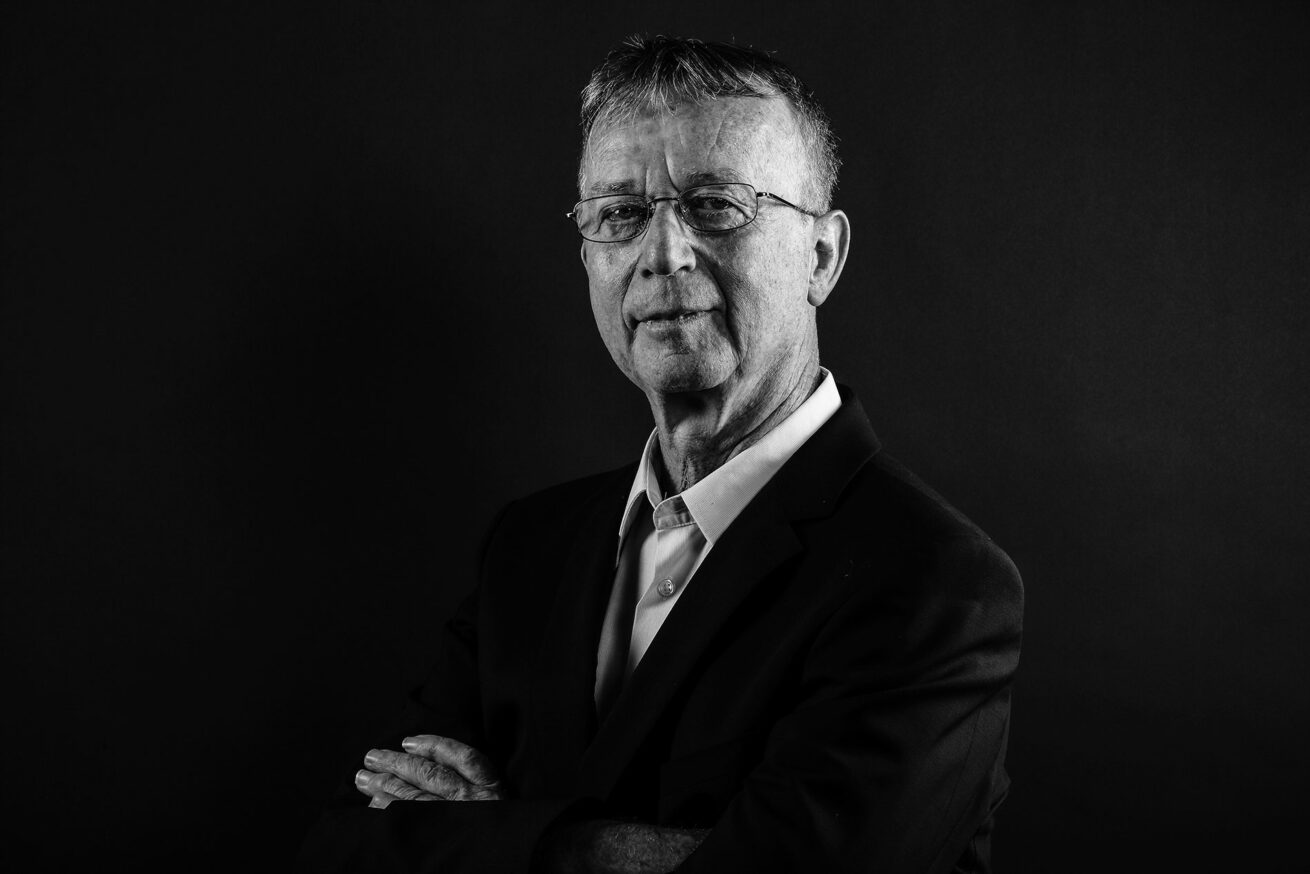 Urs Amacher – Historiker, Autor – Portrait Troy Fotografie Olten