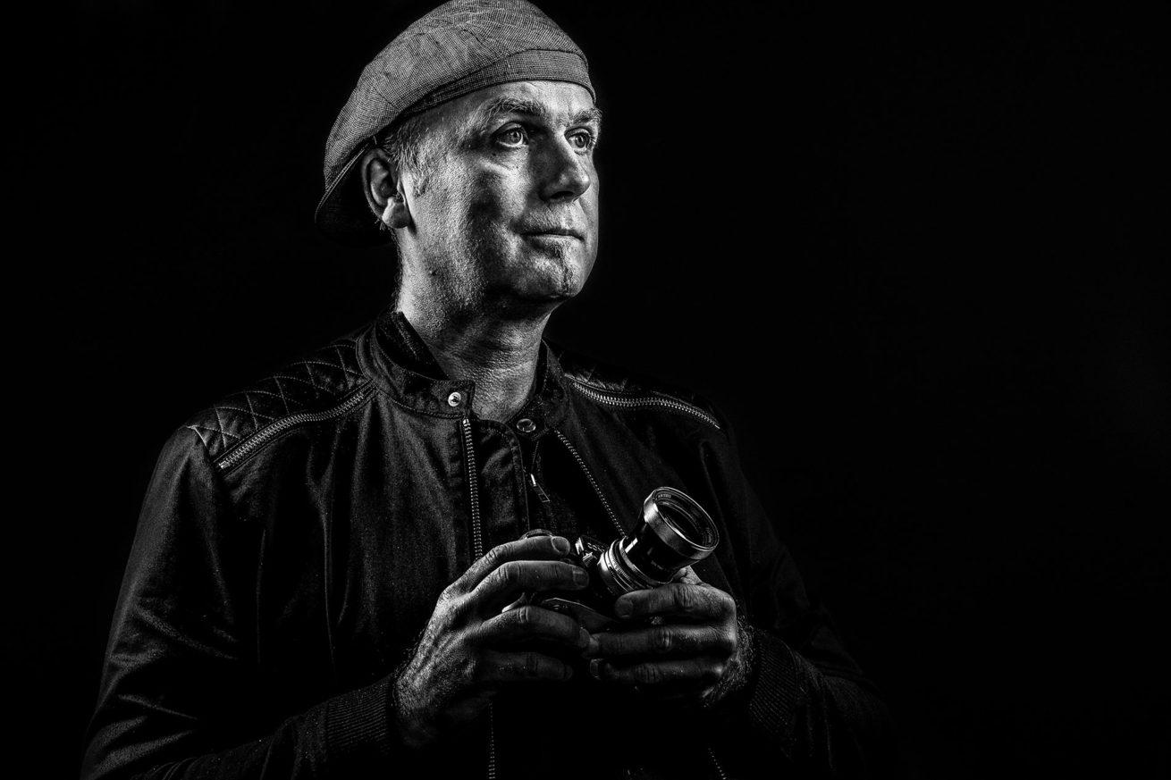 Andrè Albrecht - Fotograf - Portrait Troy Fotografie Olten