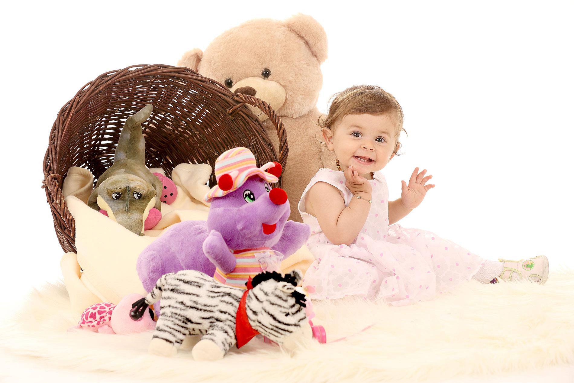 Kinder und Baby Fotoshooting