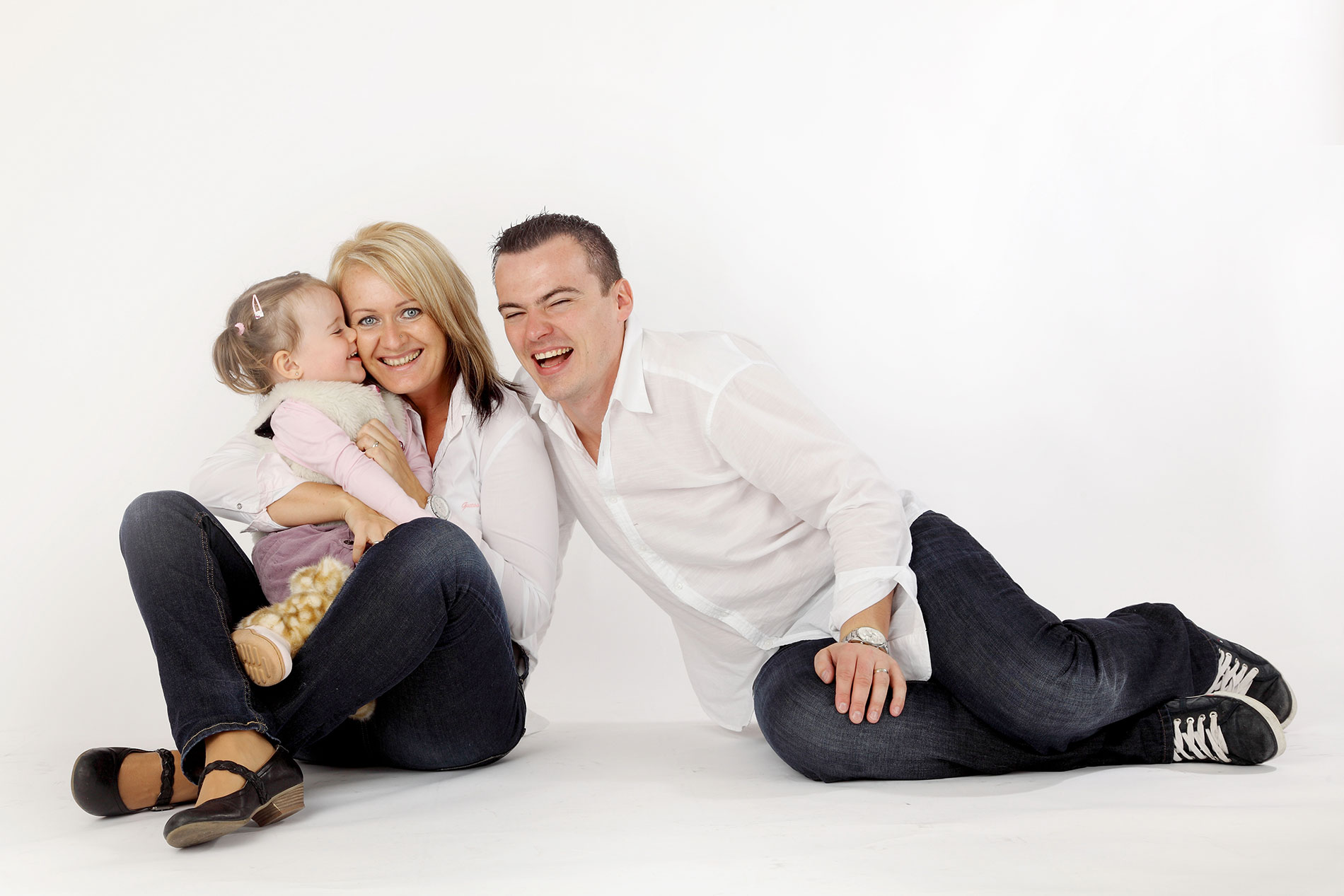 Familien Fotoshooting